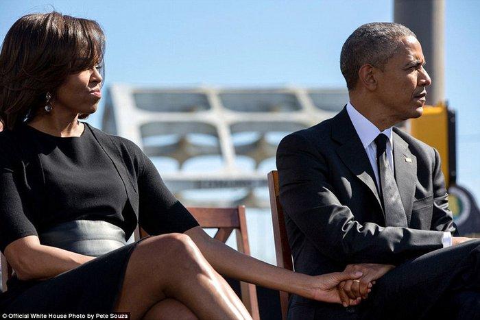 Τα πορτρέτα ενός Προέδρου: Οι καλύτερες στιγμές του Ομπάμα το 2015 - εικόνα 2
