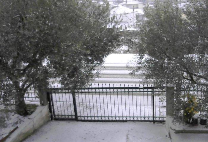 Επέλαση του χιονιά στη Β.Ελλάδα, στην κατάψυξη η χώρα - εικόνα 2