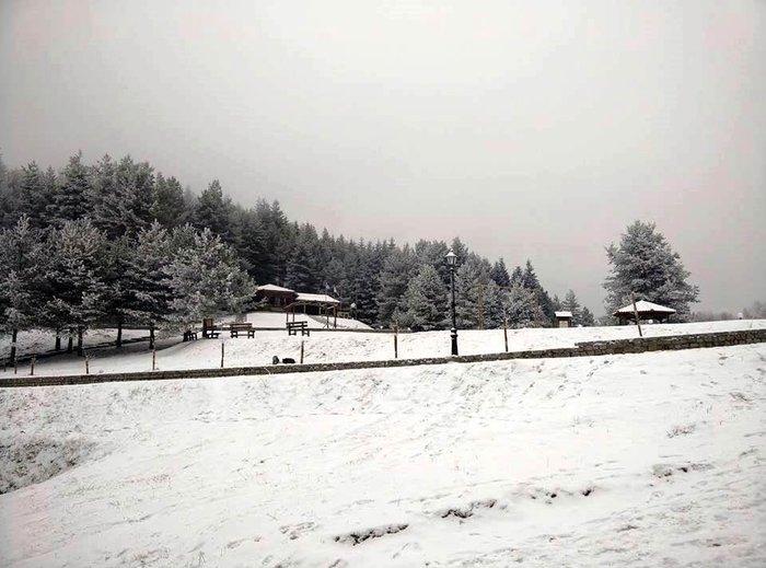 Στα λευκά η Ξάνθη - χιονίζει από το πρωί [φωτο - βίντεο] - εικόνα 7