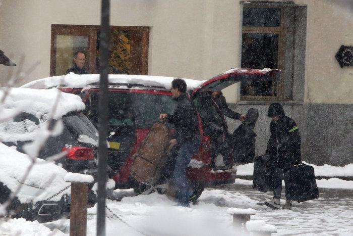 Η εξόρμηση της οικογένειας Ρέντσι στις ιταλικές Αλπεις - εικόνα 8