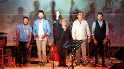 Η πάρασταση Project CHRONOS στο Gazarte με τη μοναδική Δήμητρα Γαλάνη