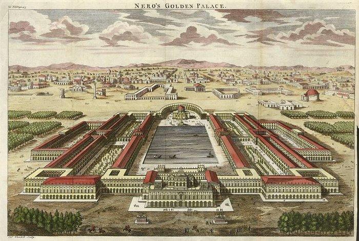 Αναστηλώνουν το Χρυσό Παλάτι του Νέρωνα στη Ρώμη - εικόνα 3