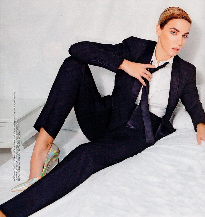 Κατερίνα Στικούδη: Αν ήμουν άντρας θα ήμουν ερωτευμένος με την...