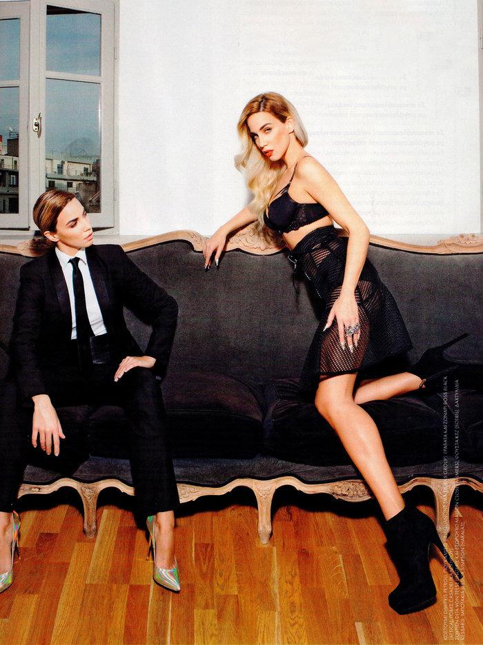 Κατερίνα Στικούδη: Αν ήμουν άντρας θα ήμουν ερωτευμένος με την... - εικόνα 3
