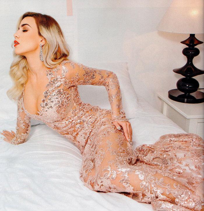 Κατερίνα Στικούδη: Αν ήμουν άντρας θα ήμουν ερωτευμένος με την... - εικόνα 2