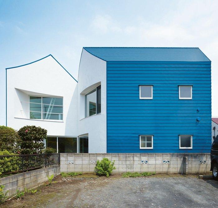 Η ιδιαίτερη αρχιτεκτονική της Ιαπωνίας:Οι 10 πιο εκκεντρικές βίλες - εικόνα 2