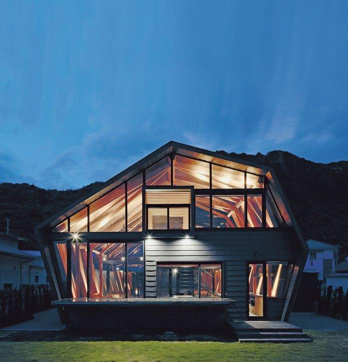 Η ιδιαίτερη αρχιτεκτονική της Ιαπωνίας:Οι 10 πιο εκκεντρικές βίλες - εικόνα 3