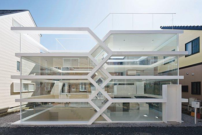 Η ιδιαίτερη αρχιτεκτονική της Ιαπωνίας:Οι 10 πιο εκκεντρικές βίλες - εικόνα 6
