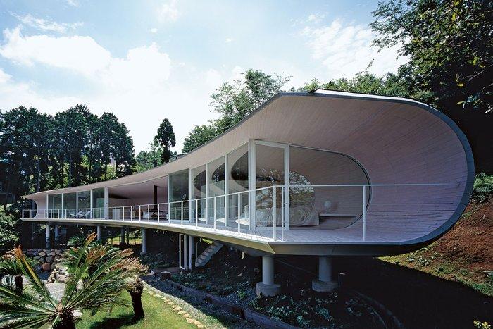 Η ιδιαίτερη αρχιτεκτονική της Ιαπωνίας:Οι 10 πιο εκκεντρικές βίλες - εικόνα 8