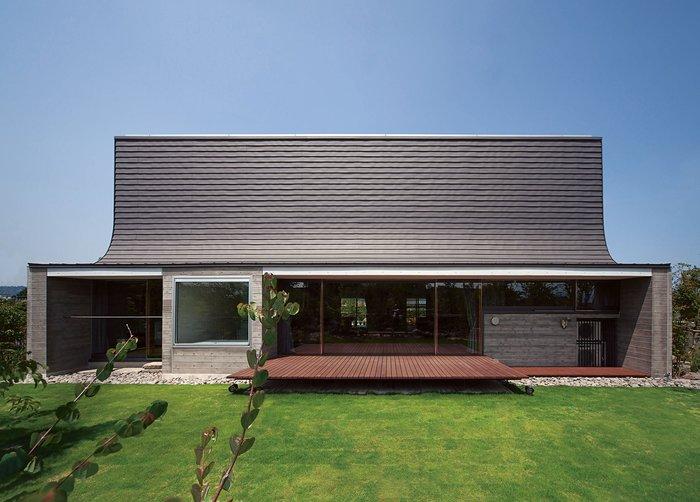 Η ιδιαίτερη αρχιτεκτονική της Ιαπωνίας:Οι 10 πιο εκκεντρικές βίλες - εικόνα 9