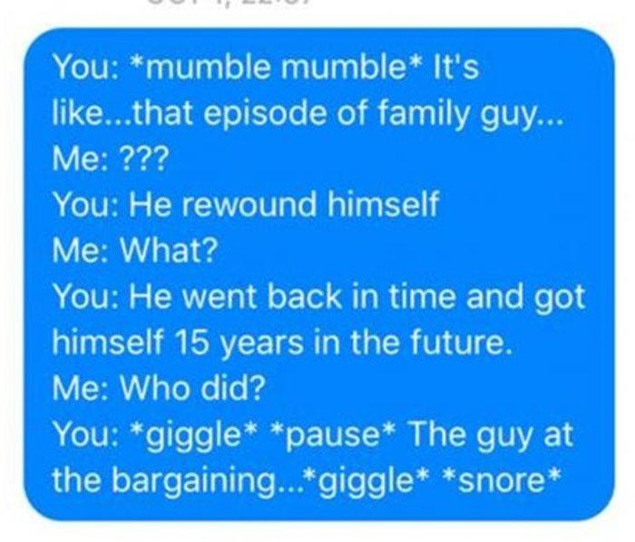 Μια γυναίκα καταγράφει τα παραμιλητά του συζύγου της - εικόνα 2