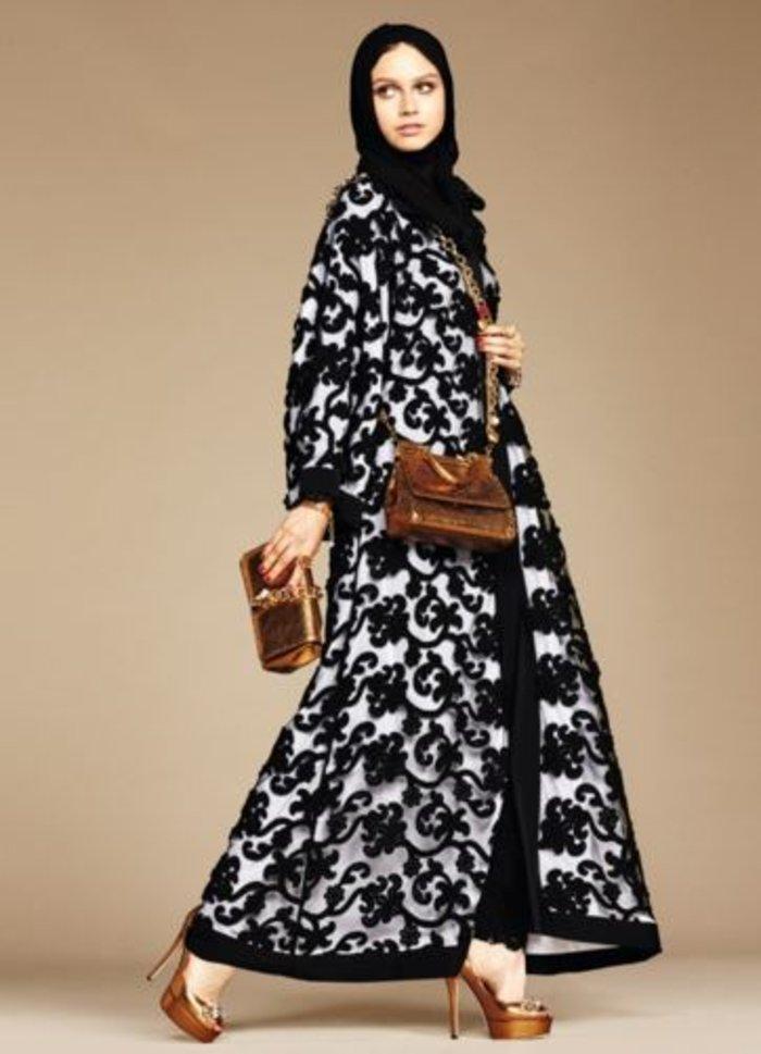 Αυτό είναι το νέο... ισλαμικό λούκ των Dolce & Gabbana - εικόνα 2