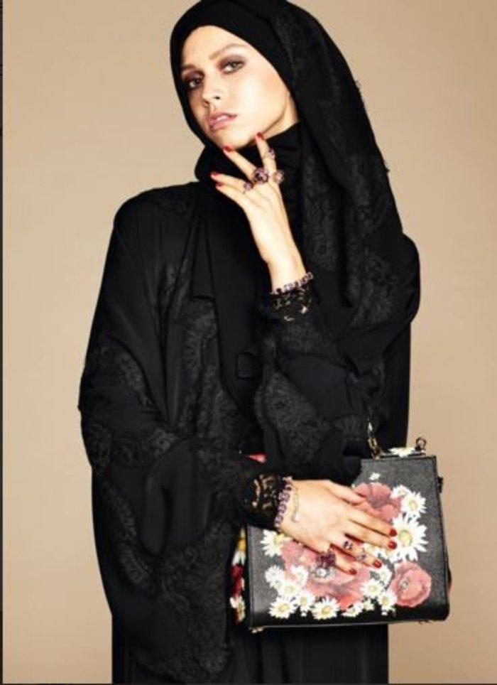 Αυτό είναι το νέο... ισλαμικό λούκ των Dolce & Gabbana - εικόνα 3