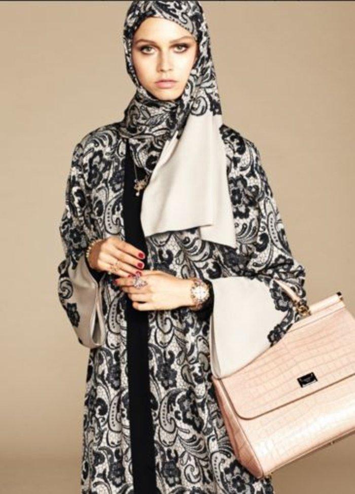 Αυτό είναι το νέο... ισλαμικό λούκ των Dolce & Gabbana - εικόνα 4