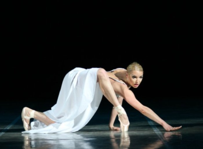 Anastasia Volochkova: Τα Μπολσόι είναι ένα μπουρδέλο