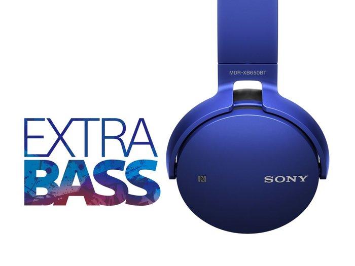 Τα μπάσα κάνουν τη διαφορά! Η νέα σειρά προϊόντων ήχου EXTRA BASS της Sony