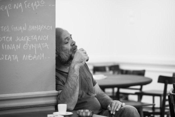 """Black out"": Μια υπέροχη παράσταση σε ένα ικαριώτικο καφενείο - εικόνα 3"