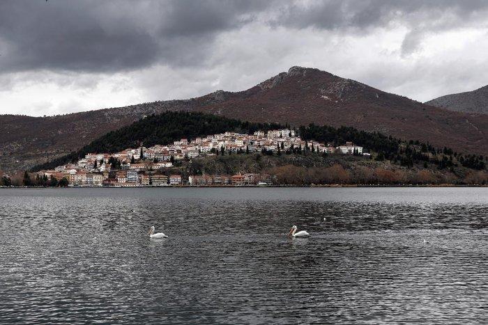 Μαγευτικές εικόνες από τη λίμνη της Καστοριάς - εικόνα 10