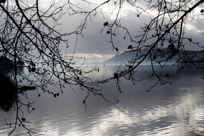Μαγευτικές εικόνες από τη λίμνη της Καστοριάς - εικόνα 11