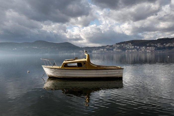 Μαγευτικές εικόνες από τη λίμνη της Καστοριάς - εικόνα 16