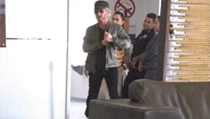 Καρέ - καρέ η παρακολούθηση του Σον Πεν στο Μεξικό από την αστυνομία