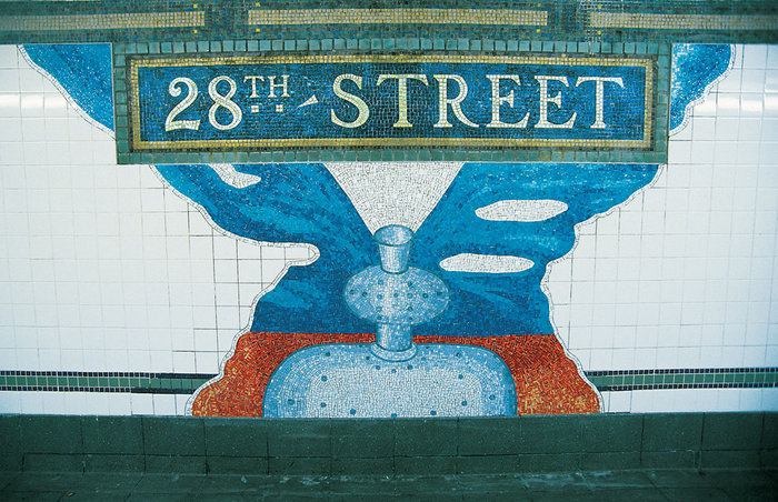 28th Street Subway station, Νέα Υόρκη