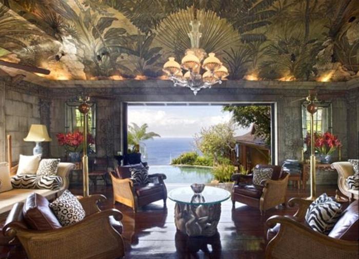 Το μυθικό παλάτι του David Bowie στην Καραϊβική