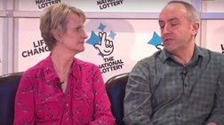 Το υπερτυχερό ζευγάρι που κέρδισε 44.000.000 ευρώ [Βίντεο]