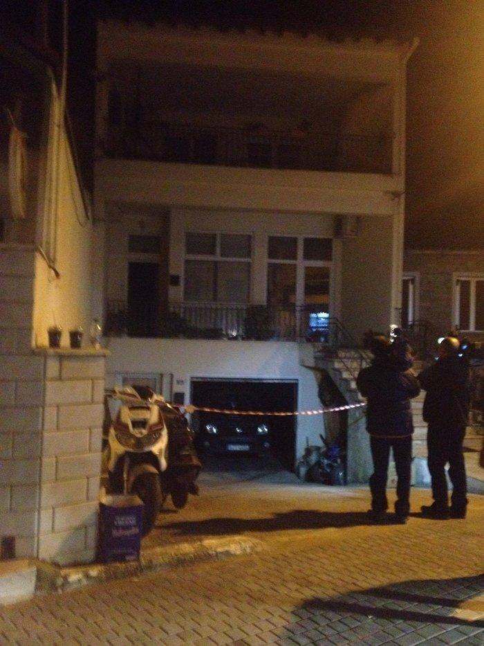 Η ώρα της σύλληψης του συζυγοκτόνου στην Κοζάνη [VIDEO]