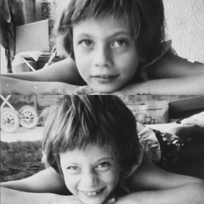 Δείτε πόσο κούκλα ήταν η Καρύδη στην εφηβεία της - Η φωτό που ανέβασε - εικόνα 3