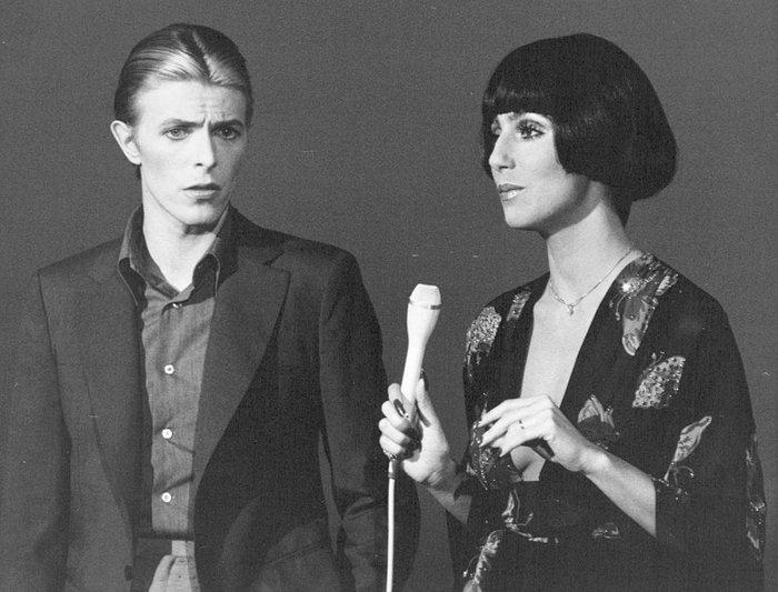 David Bowie και Σερ