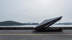 Oλλανδοί σχεδιαστές «μεταμορφώνουν» μια Lamborghini