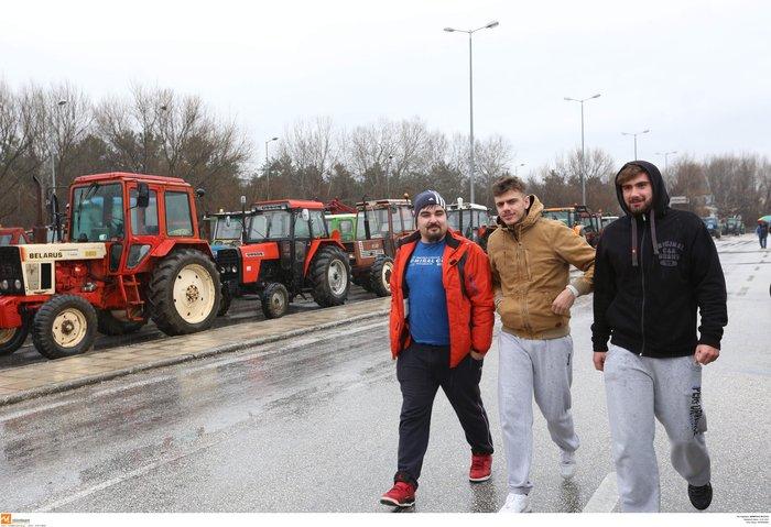 Κλείνουν την Τετάρτη τα Τέμπη οι αγρότες της Λάρισας - εικόνα 3
