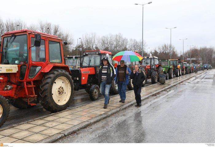 Κλείνουν την Τετάρτη τα Τέμπη οι αγρότες της Λάρισας - εικόνα 4