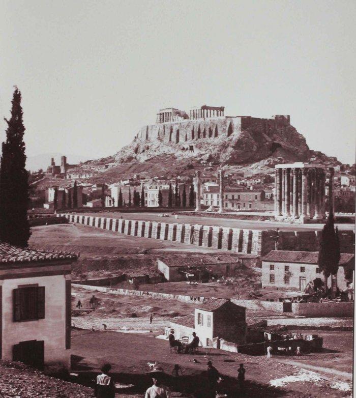 Η Αθήνα όπως δεν την φαντάζεστε. Σπάνιες εικόνες στο TheTOC