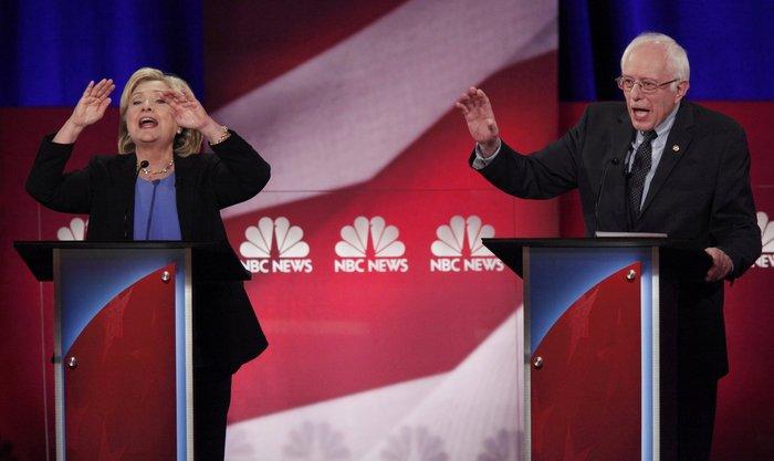 Νέα σύγκρουση Κλίντον και Σάντερς για το χρίσμα των Δημοκρατικών - εικόνα 2