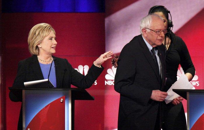 Νέα σύγκρουση Κλίντον και Σάντερς για το χρίσμα των Δημοκρατικών - εικόνα 3