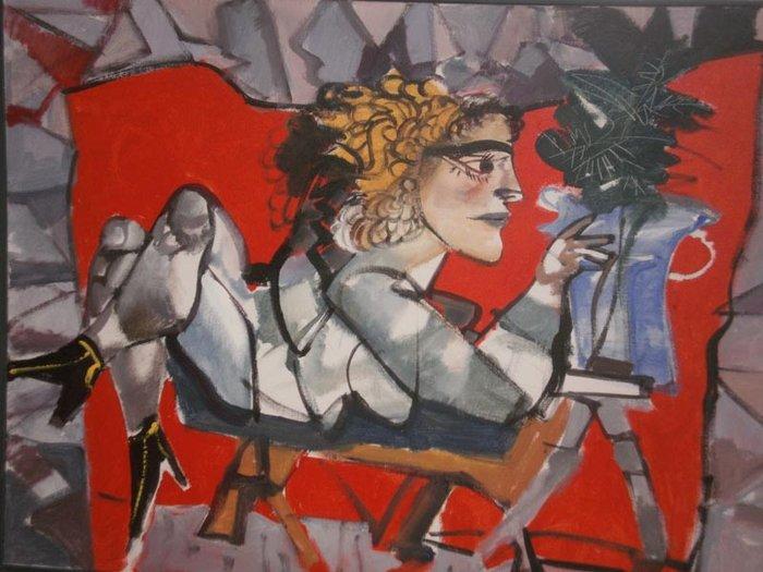 """""""Εφυγε"""" από τη ζωή σε ηλικία 83 ετών ο ζωγράφος Δημήτρης Μυταράς"""