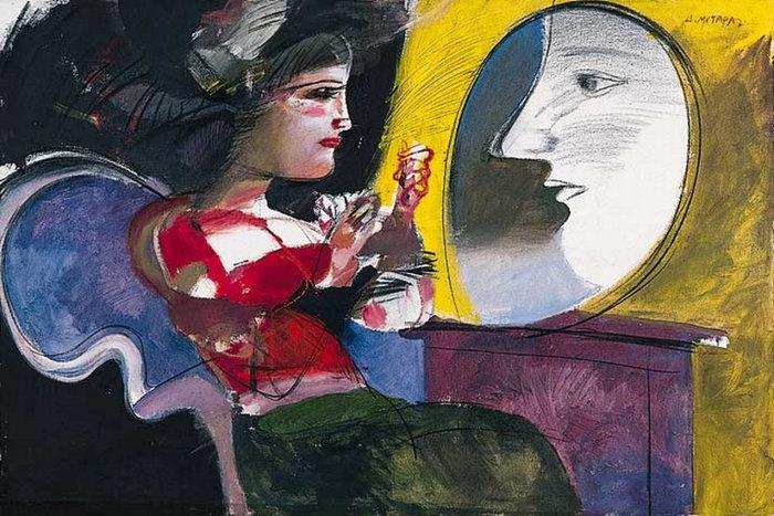 """""""Εφυγε"""" από τη ζωή σε ηλικία 83 ετών ο ζωγράφος Δημήτρης Μυταράς - εικόνα 2"""