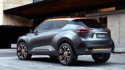 Το νέο crossover της Nissan θα σας πάρει τα μυαλά!