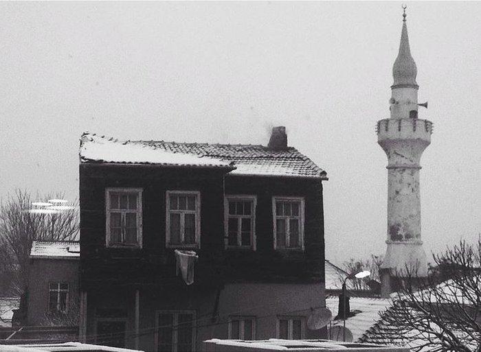 Δείτε την Κωνσταντινούπολη «πασπαλισμένη» με χιόνι - εικόνα 22