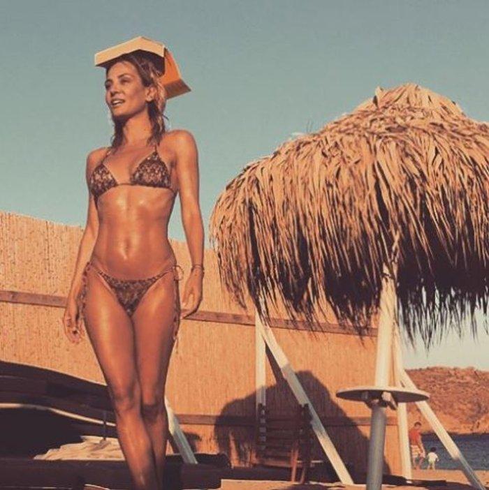 Δήμητρα Ματσούκα: 42 και... fabulous - Η γυναίκα «πειρασμός» έχει γενέθλια - εικόνα 4