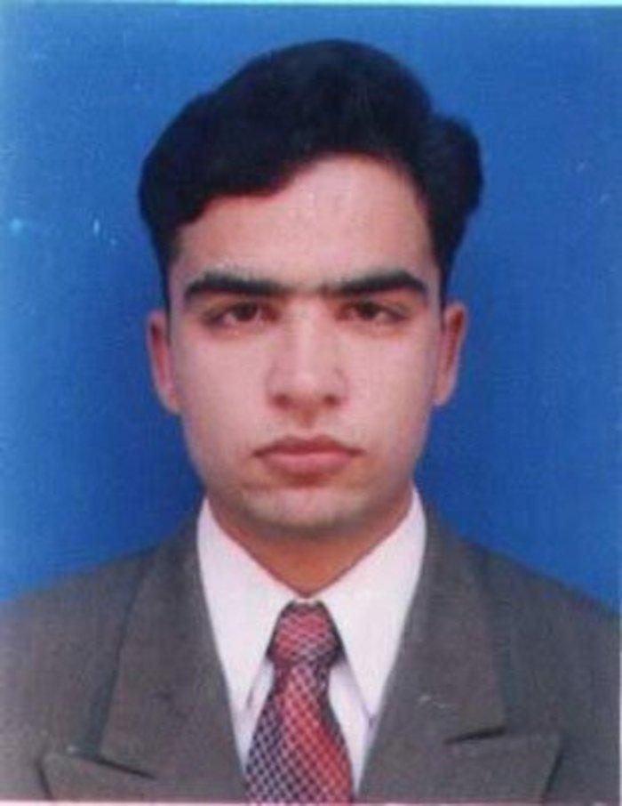 Ο καθηγητής Hamid Hussain