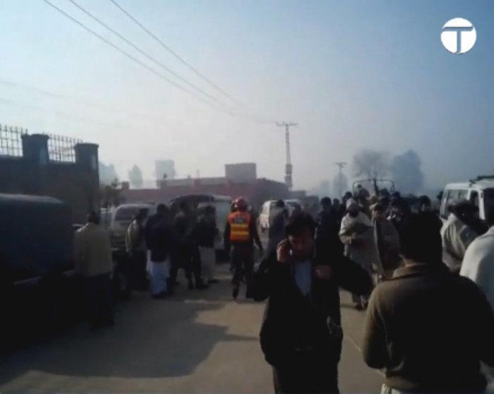Oι Ταλιμπάν πίσω από το μακελειό στο πανεπιστήμιο στο Πακιστάν - εικόνα 8