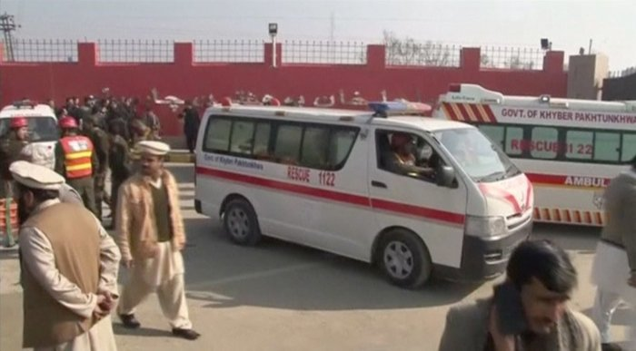 Oι Ταλιμπάν πίσω από το μακελειό στο πανεπιστήμιο στο Πακιστάν - εικόνα 10