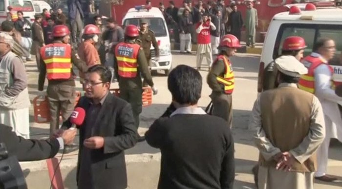 Oι Ταλιμπάν πίσω από το μακελειό στο πανεπιστήμιο στο Πακιστάν - εικόνα 11