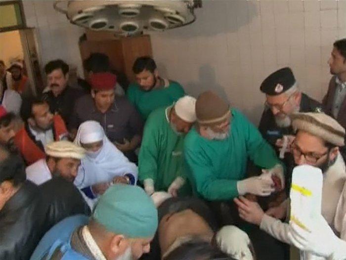 Oι Ταλιμπάν πίσω από το μακελειό στο πανεπιστήμιο στο Πακιστάν - εικόνα 12