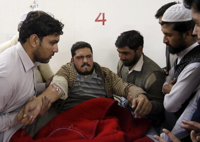 Oι Ταλιμπάν πίσω από το μακελειό στο πανεπιστήμιο στο Πακιστάν - εικόνα 13