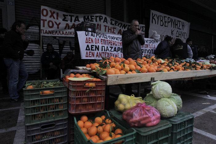 Αγροτικός ξεσηκωμός σε κάθε άκρη της Ελλάδας - εικόνα 2