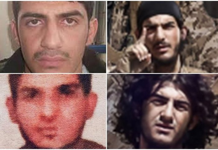 ISIS: Αυτοί ήταν οι τρομοκράτες του Παρισιού